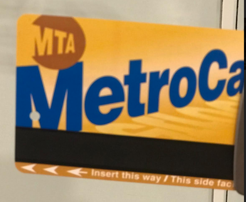 NYC Tips - Get an MTA Card to save money