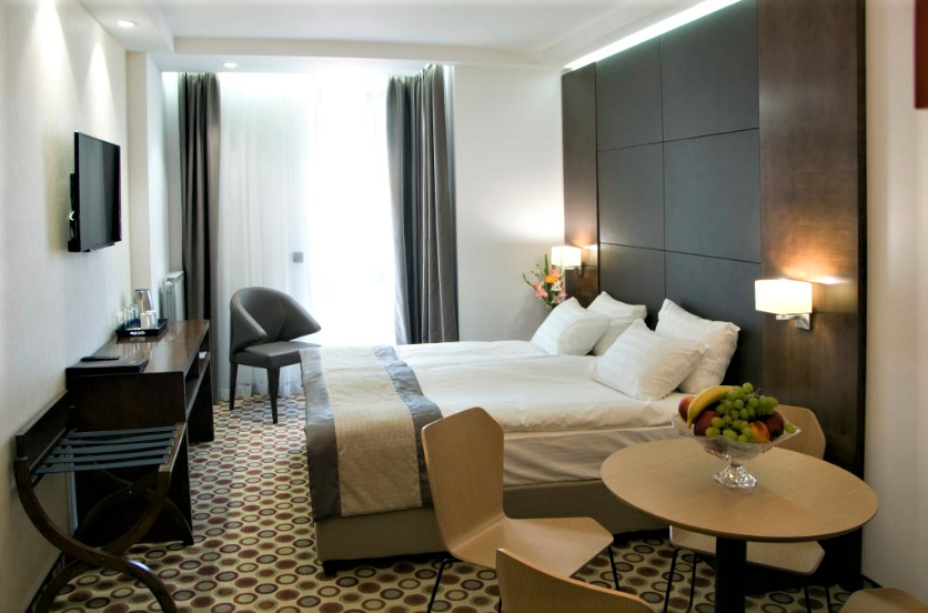 Central Hotel Sofia. Guest room