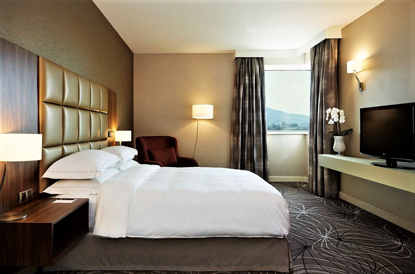 Hilton Sofia. Guest room