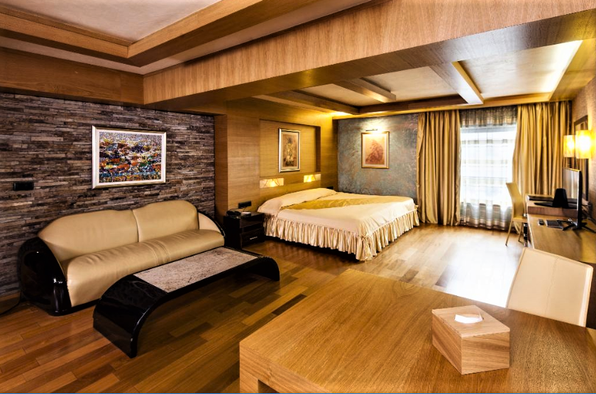Hotel Anel. Guest room