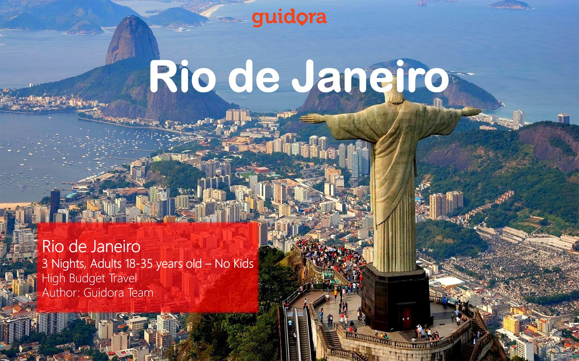 Rio De Janeiro-Things to DO
