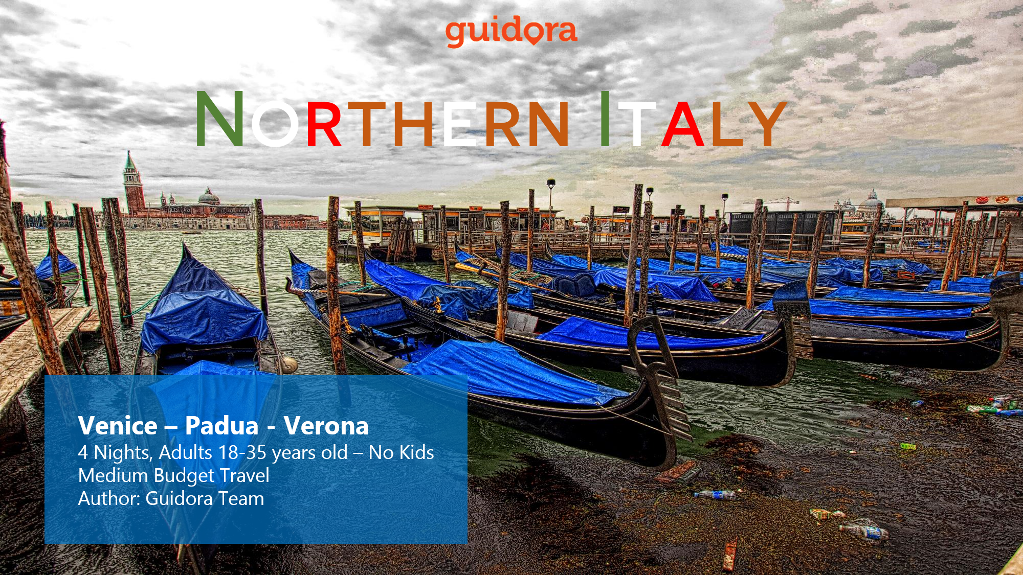 Northern Italy Travel Itinerary