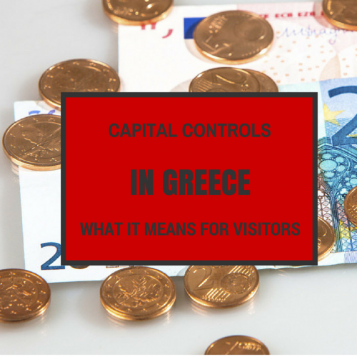 CAPITAL CONTROLS in Greece