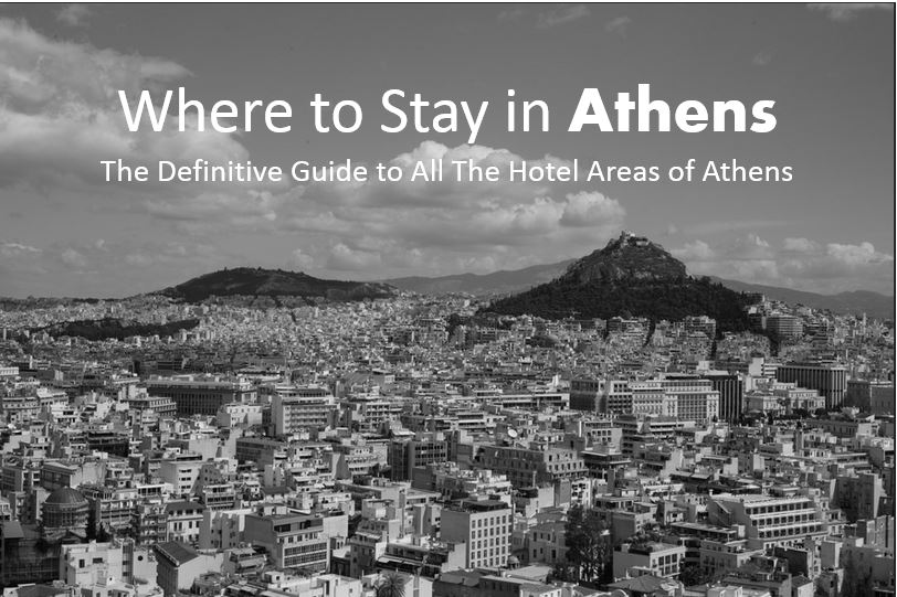 A guide on where to stay in Athens