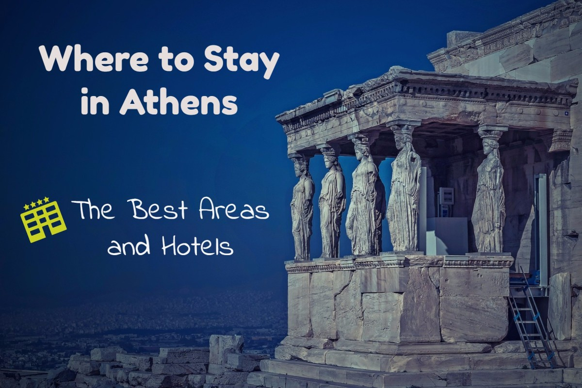 Where to stay in Athens, Greece in 2016