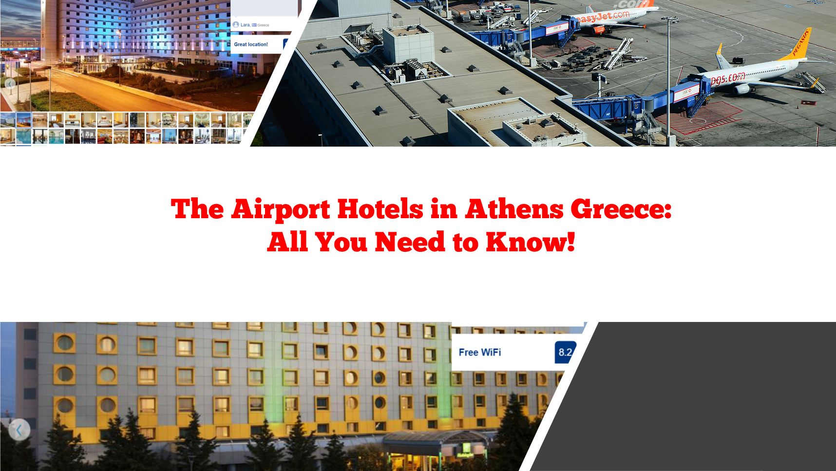 Airport Hotels in Athens Greece