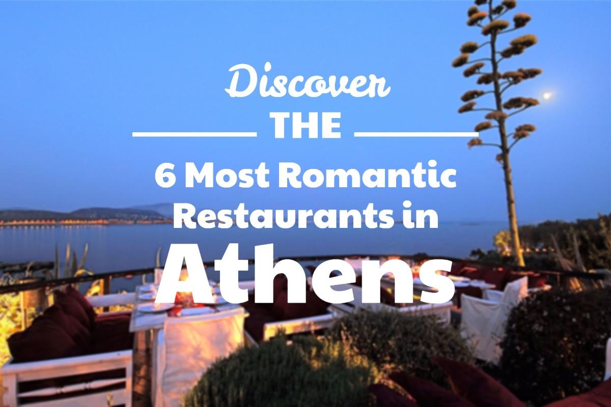 Romantic Restaurants in Athens