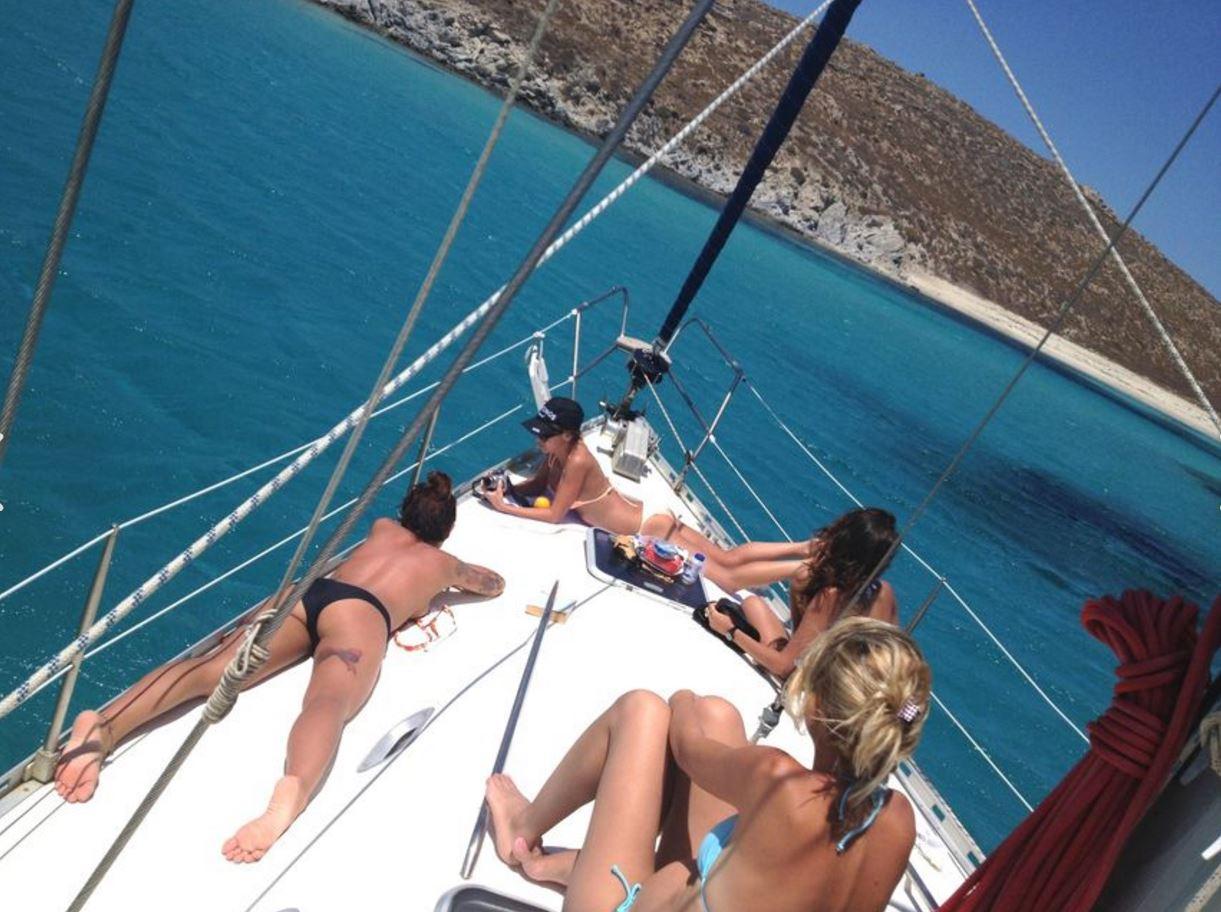 Rhenia Islands Tour