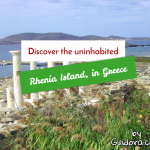 Rhenia Island: The Secret Paradise right next to Mykonos Island in Greece