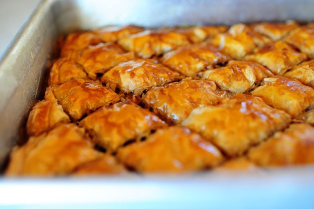 Baklava - What Food is Popular in Bosnia