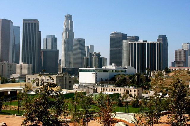 Downtown LA - Where to Stay in Los Angeles