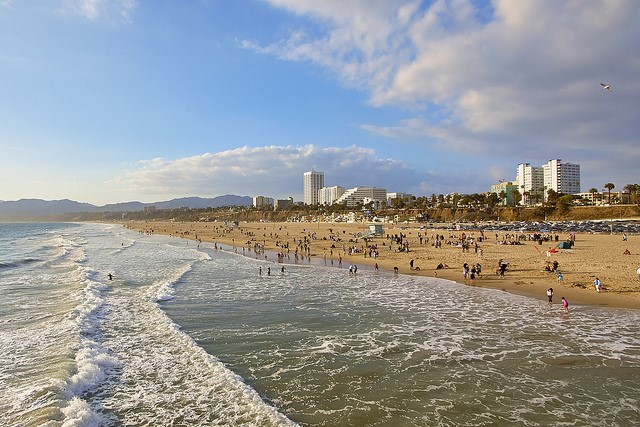 Santa Monica Area - Where to Stay in Los Angeles