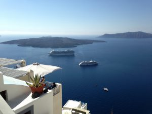 How to Get to Santorini from Mykonos