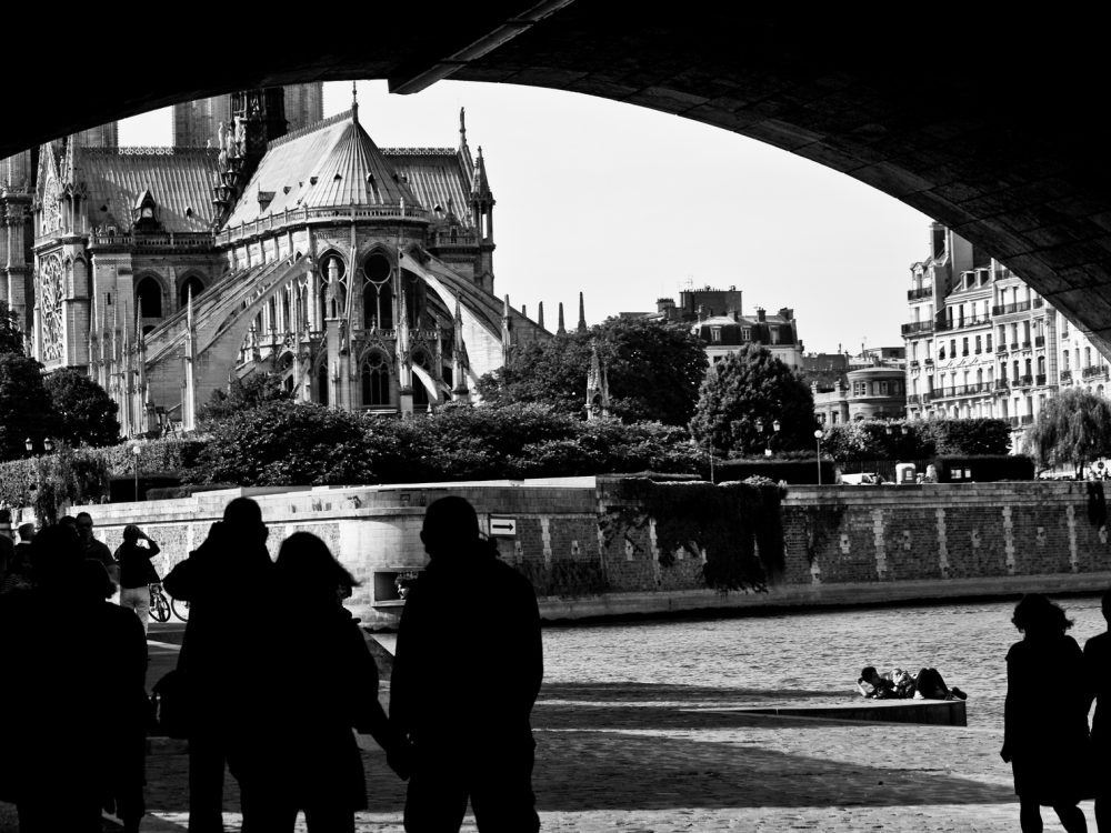 Stroll along la Seine