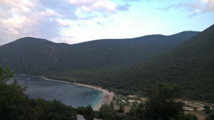 Kefalonia things to Do - Antisamos Beach