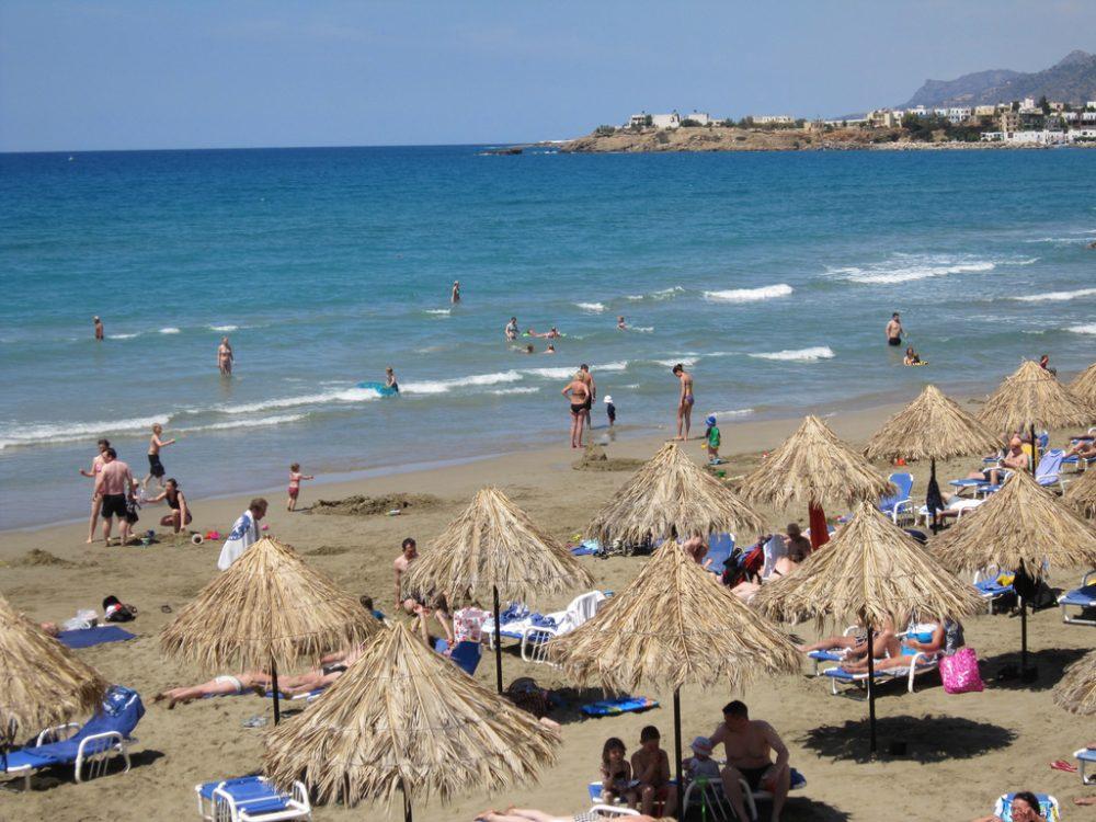 Makrigialos Beach Crete