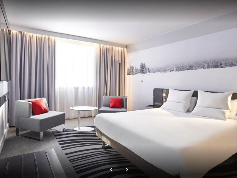 Hotel Novotel Amsterdam City Review