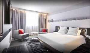 Hotel Novotel Amsterdam City Review